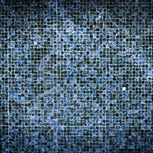 nowoczesna mozaika łazienkowa