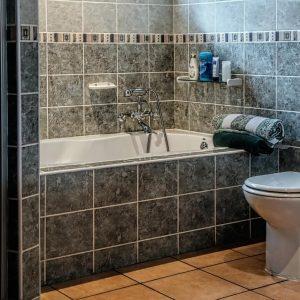 nowoczesne muszle łazienkowe
