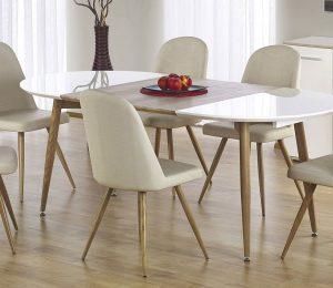 białe meble do salonu