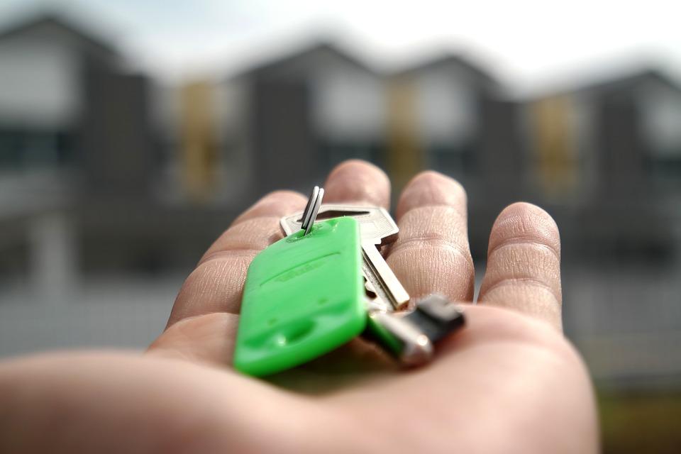 klucze do mieszkania