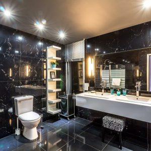nowatorskie lustro łazienkowe