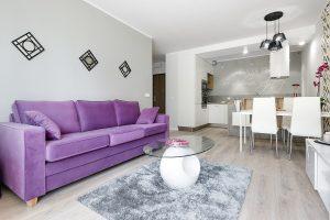 nowe mieszkanie - przykładowa aranżacja